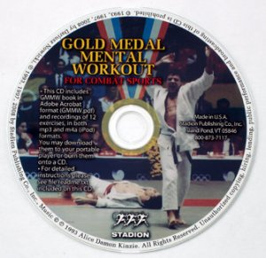 Gold Medal Mental Workout for Combat Sports by Dariusz Nowicki