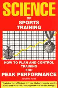 Science of Sports Training, 2nd edition, by Thomas Kurz